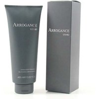 Arrogance Grigio Shower Gel 400ml in vendita da Caddy's Shop Online in offerta