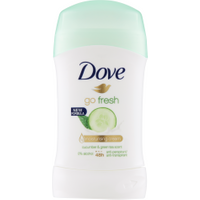 Dove Go Fresh Deodorante Stick Cetriolo e Te Verde 30 ml in vendita da Caddy's Shop Online in offerta