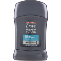 Dove Men Care Clean Deodorante Stick 40 ml in vendita da Caddy's Shop Online in offerta