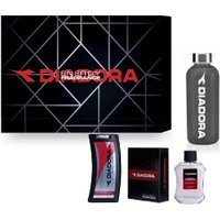Diadora Rosso Edt 100 ml + Shower Gel 250 ml + Borraccia in vendita da Caddy's Shop Online in offerta