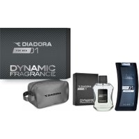 Diadora Dynamic Edt 100 ml + Shower Gel 250 ml + Beauty in vendita da Caddy's Shop Online in offerta