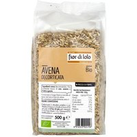 AVENA DECORTICATA BIO 500G Fior di Loto All Supplements IT