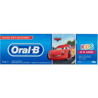 Oral-B Dentifricio Kids Cars 75 ml in vendita da Caddy's Shop Online in offerta