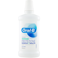 Oral-B Collutorio Protezione Gengive e Smalto Menta Fresca 500 ml in vendita da Caddy's Shop Online in offerta