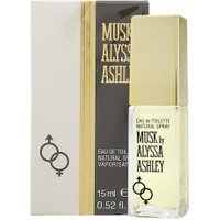 Alyssa Ashley Musk Edt 15 ml in vendita da Caddy's Shop Online in offerta