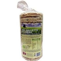 Bio Gallette di Avena 100g BPR Nutrition All Supplements IT