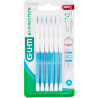 Gum Bi-Direction Scovolino mm 0.9 ISO Size 2 6 Pezzi in vendita da Caddy's Shop Online in offerta