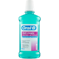 Oral-B Denti e Gengive Colluttorio Senza Alcool 500 ml in vendita da Caddy's Shop Online in offerta
