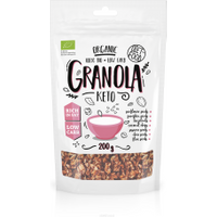 Bio keto granola 200g Diet Food All Supplements IT