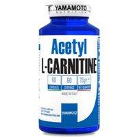 Acetyl L-CARNITINE 1000mg Yamamoto Nutrition All Supplements IT