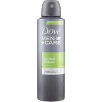 Dove Men Care Extra Fresh Deodorante Spray 150 ml in vendita da Caddy's Shop Online in offerta