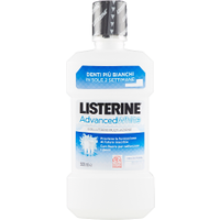 Listerine Advanced White Collutorio 500 ml in vendita da Caddy's Shop Online in offerta