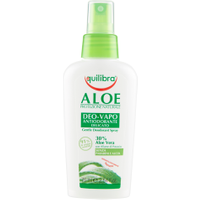 Equilibra Aloe Deodorante Vapo 75 ml in vendita da Caddy's Shop Online in offerta