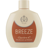 Breeze Classico 67 Deodorante Squeeze 100 ml in vendita da Caddy's Shop Online in offerta