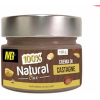 100% Natural Crema Di Castagne 100g Mg Food Supplement All Supplements IT