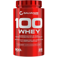 100 Whey 900g Galvanize Nutrition All Supplements IT