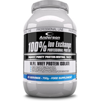 100% ION EXCHANGE Professional Protein 750 g Anderson Research All Supplements IT