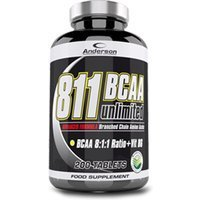 811 Bcaa Unlimited Anderson Research All Supplements IT