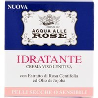 Acqua alle Rose Crema Idratante Pelli Sensibili 50ml in vendita da Caddy's Shop Online in offerta
