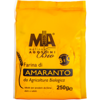 Farina di amaranto bio 250g Molino Agostini All Supplements IT