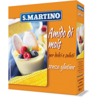 Amido di Mais senza glutine 180g S.MARTINO All Supplements IT