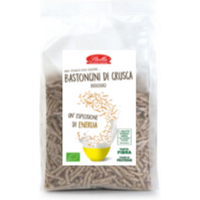 Bastoncini di crusca bio 250 g Stella Foods All Supplements IT