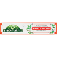 Antica Erboristeria Anti-Carie Salvia Timo e Melissa 75 ml in vendita da Caddy's Shop Online in offerta